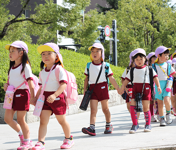National School Walk Out: Walking To A Healthy Future – Comparing