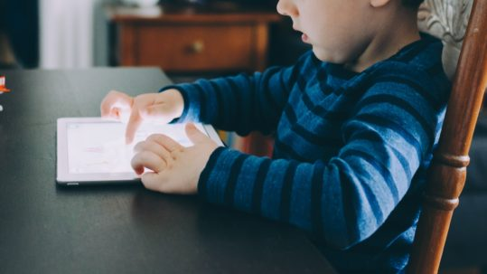 Primary School Aged Kids Screen Time