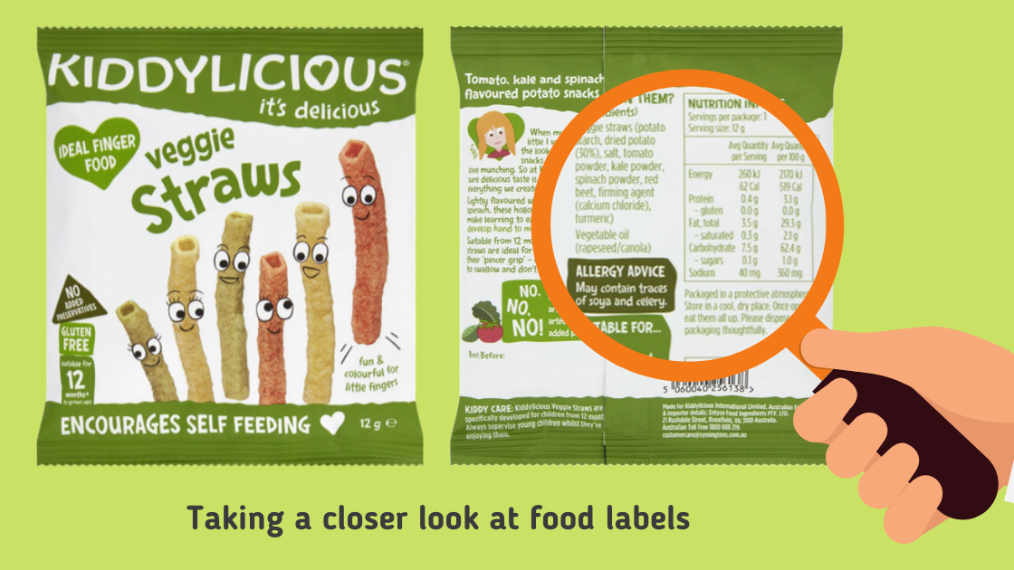 Learn About Food labelling
